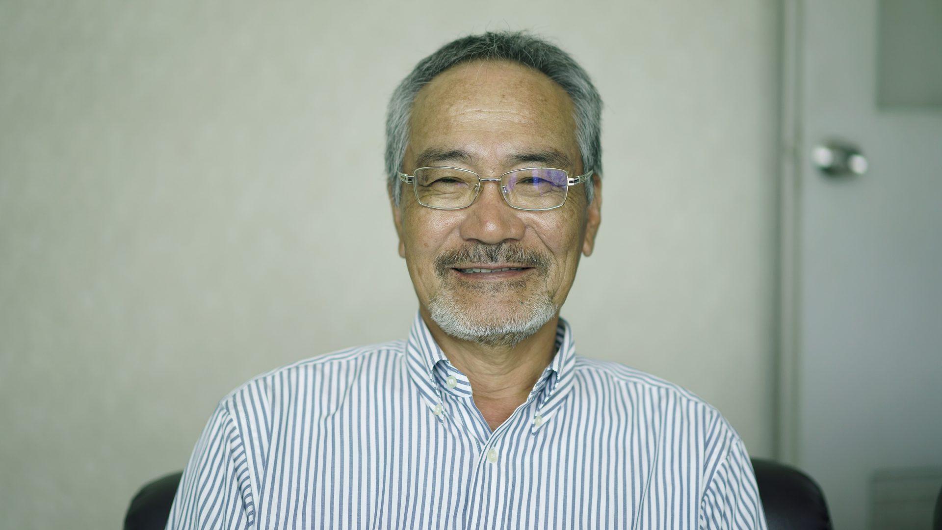 代表取締役社長 竹下 昌雄 Masao Takeshita